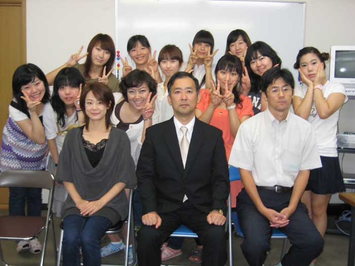 2008년 8월 인턴쉽 집합연수